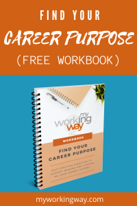 find your purpose at work